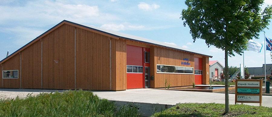 Klapwijk houtbouw bouwbegeleiding duurzaam bouwen for Bijzondere woningen